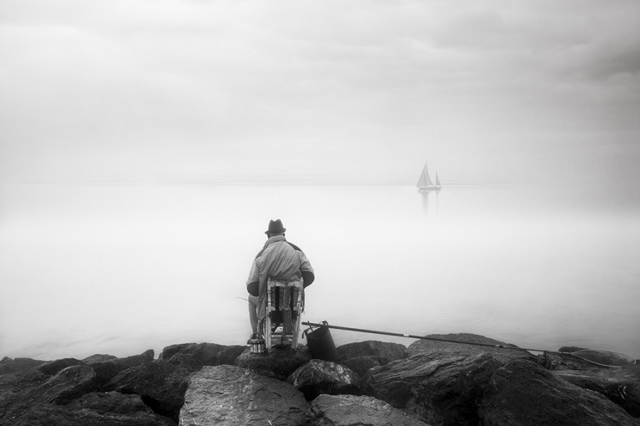 peace of the fisherman